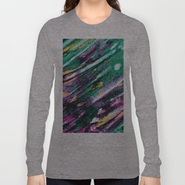 Galaxy Painting Long Sleeve T-shirt