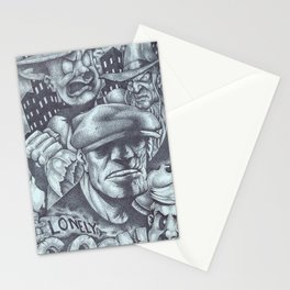 Goon Stationery Cards