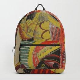 The Hindu Goddess Kali Backpack