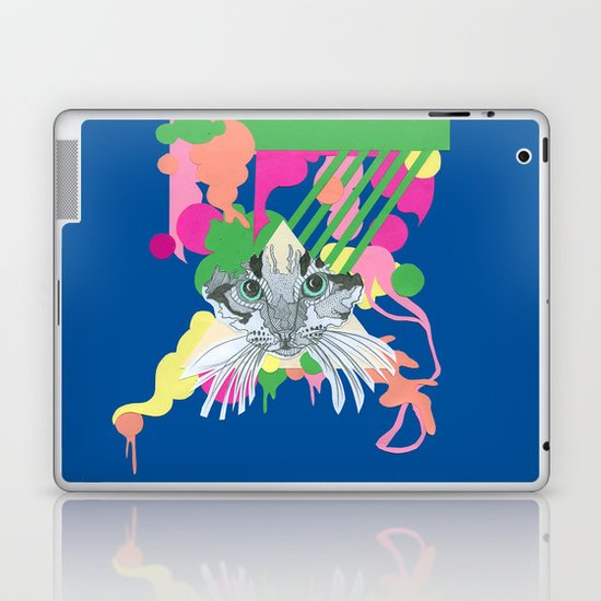 Cats Eyes Laptop & iPad Skin