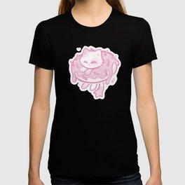 Sketchy Soft Donut Cat T-shirt