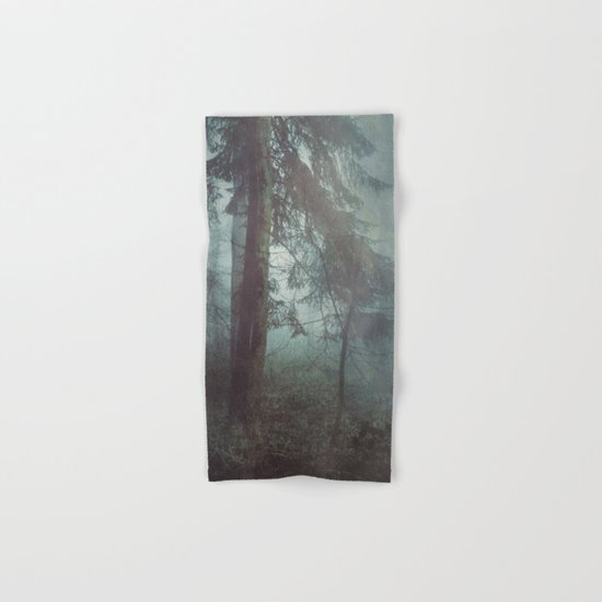 Misty Wilderness Hand & Bath Towel