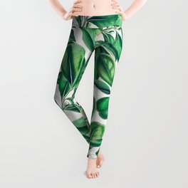 Botanica #society6 #decor #buyart Leggings