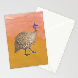 Boho exotic bird Stationery Cards