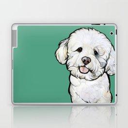 Gracie the Bichon Laptop & iPad Skin