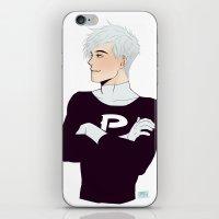danny haas iPhone & iPod Skins featuring Danny Phantom by Yuki119