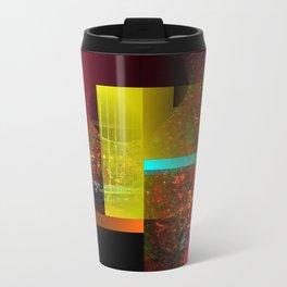 warm tones Travel Mug