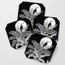 Toucan in the night jungle Coaster
