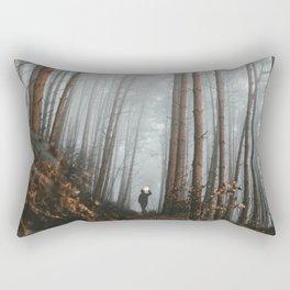 The Bewitching Woods Rectangular Pillow