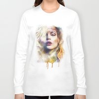blondie Long Sleeve T-shirts featuring Blondie by turksworks