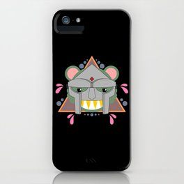 The Villain iPhone Case