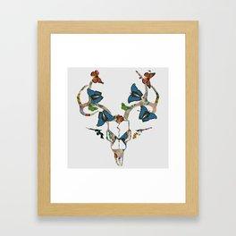 Wilde Love Framed Art Print