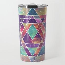 Sacred Geometry (Connection) Travel Mug