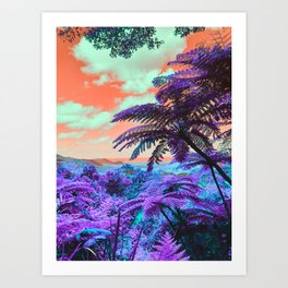 Section 777 Art Print
