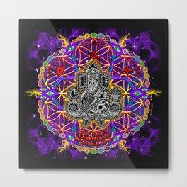 Ganeshaya Metal Print