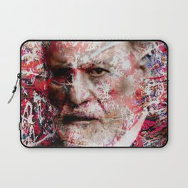 SIGMUND FREUD Laptop Sleeve