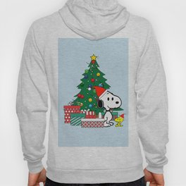 Snoopy Winter Christmas xmas Hoody