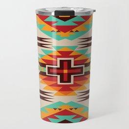 American Native Pattern No. 147 Travel Mug