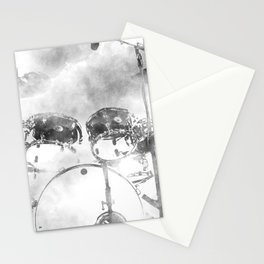 FADED BEAT Stationery Cards