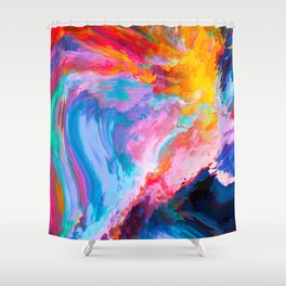 Nek Shower Curtain