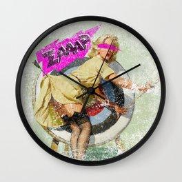 Lucky Butt Wall Clock