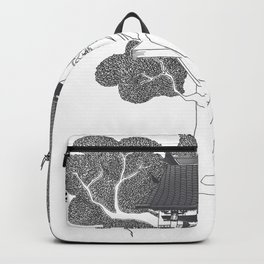 Tree of Life: Circle of Willis Manifest Backpack