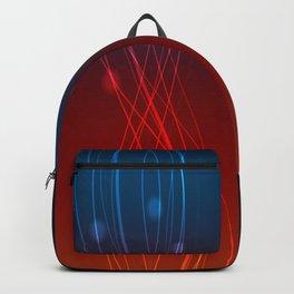 THUNDER LIGHT BACKGROUND Backpack