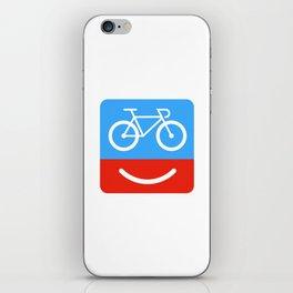 bicyclove iPhone Skin