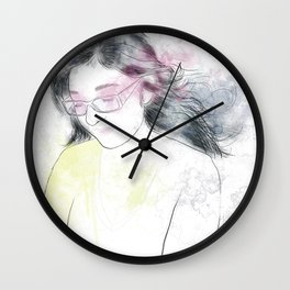 Memories of Leanor Wall Clock