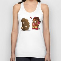 potato Tank Tops featuring Potato Potaato by Artistic Dyslexia