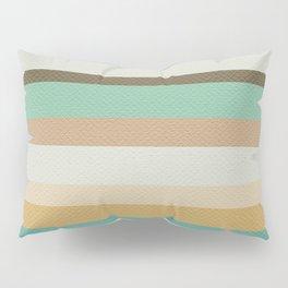 Victorian Stripes Pillow Sham