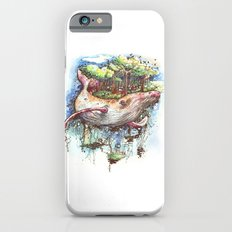 Whale Song iPhone 6s Slim Case
