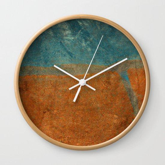 Influx Wall Clock