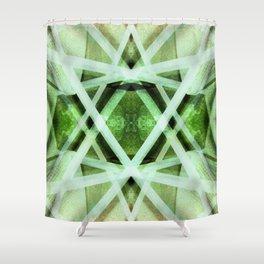 Kalidescope Kandy 1.4 Shower Curtain