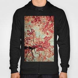 Autumn Inkblot Hoody