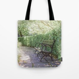 A Moment of Quiet Tote Bag