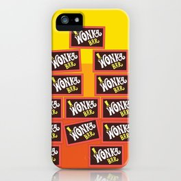 Willy Wonka And The Chocolate Factory iPhone Case