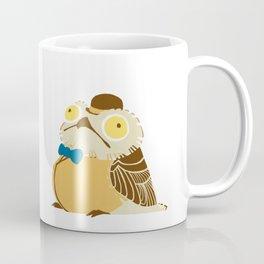 A Fancy Potoo Coffee Mug