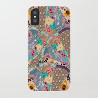 hands iPhone & iPod Cases featuring SEEING SOUND by Bianca Green