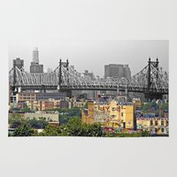 brooklyn Area & Throw Rugs featuring Brooklyn by Mark MacPhail
