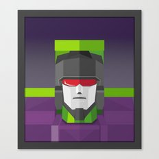 MTMTE Bonecrusher Canvas Print