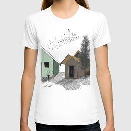 Farm Tree House  T-shirt