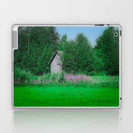 Hidden barn 1 Laptop & iPad Skin
