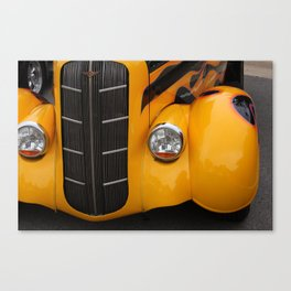 Street Rod Canvas Print