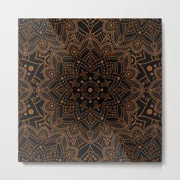 Mandala Collection 20 Metal Print