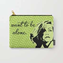 Let me alone! Carry-All Pouch