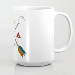 Let's Camp Coffee Mug