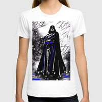 vader T-shirts featuring Vader by Saundra Myles