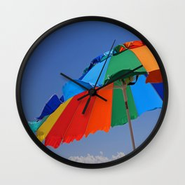No Business Wall Clock