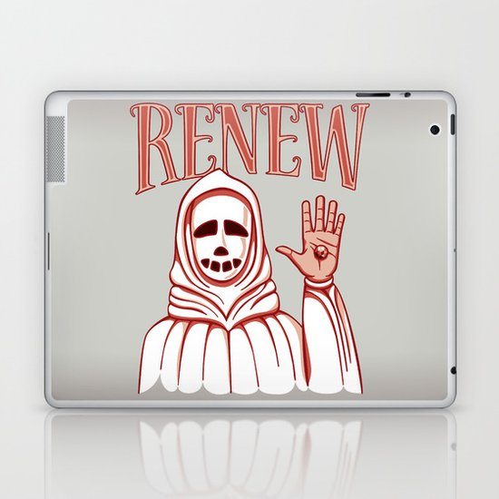 Renew Laptop & iPad Skin